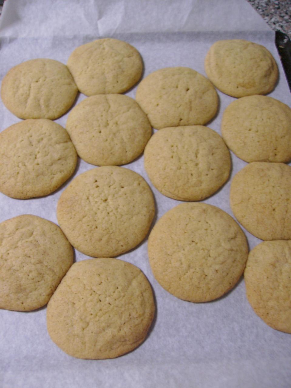 mmmm biscuits
