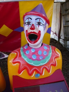 Clowns will eat your soul