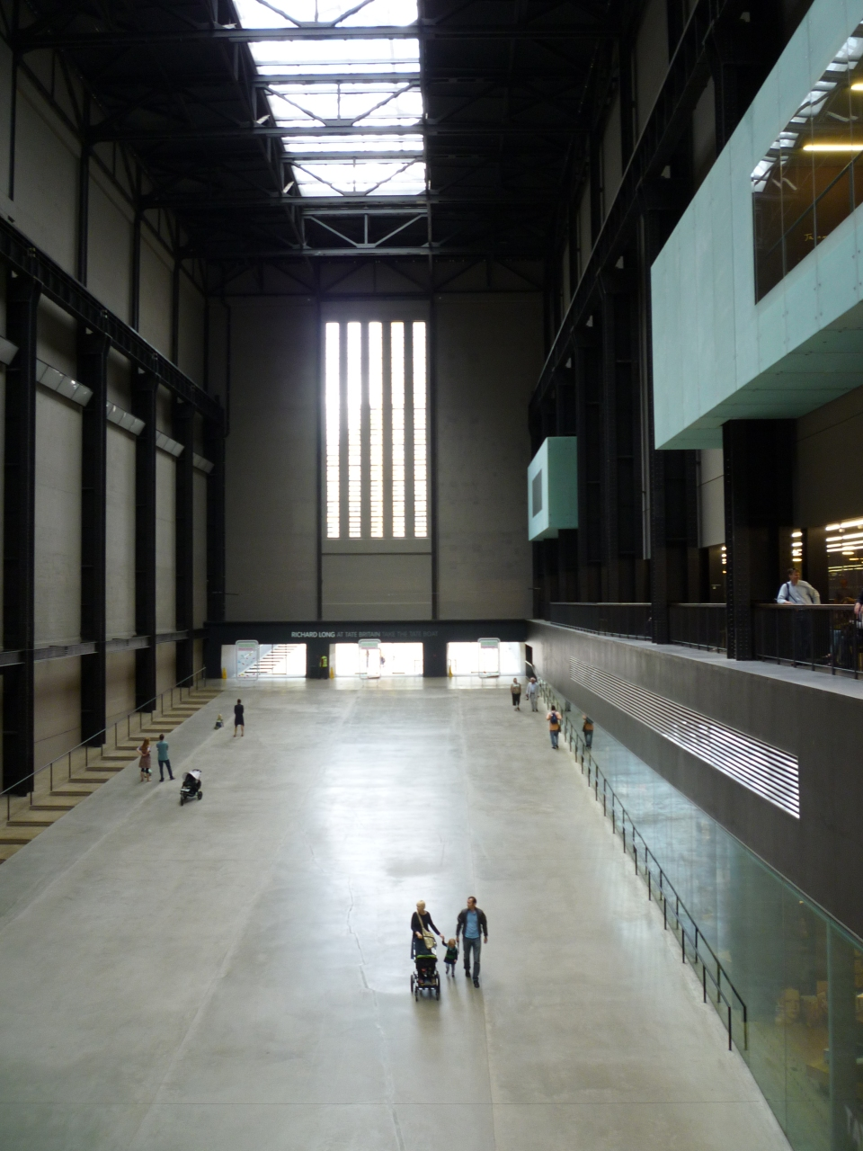 Tate Modern main hall